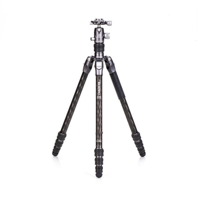 Benro FRHN14CVX20 Rhino Carbon Fiber Travel Tripod with VX20 Ball Head (Series 1)