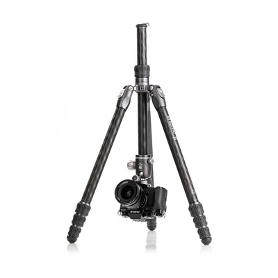 Benro FRHN24CVX25 Rhino Carbon Fiber Travel Tripod with VX25 Ball Head (Series 2)