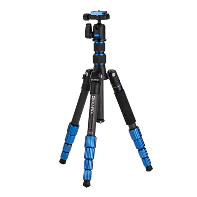 Benro Slim Travel Kit Carbon Fiber Tripod