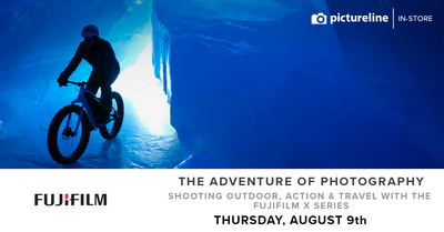 The Adventure of Photography: Shooting Outdoor, Action & Travel w/ the Fujifilm X Series (August 9th, Thursday)