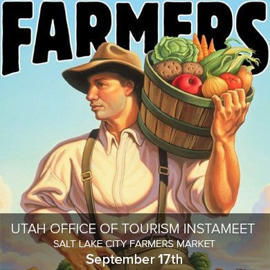 Salt Lake Farmers' Market Instameet (September 17th), events, Pictureline - Pictureline