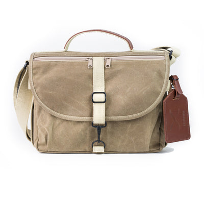 Fujifilm Domke F-803 Camera Bag (Tan)