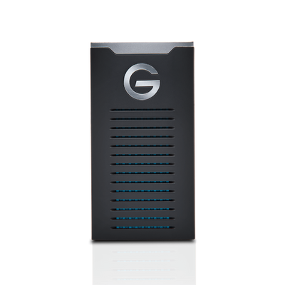 G-Technology 2TB G-Drive Mobile SSD R-Series USB-C Hard Drive