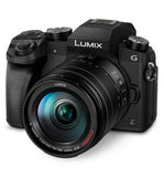 Panasonic Lumix DMC-G7 Mirrorless Digital Camera with 14-140mm Lens (Black), camera mirrorless cameras, Panasonic - Pictureline  - 2