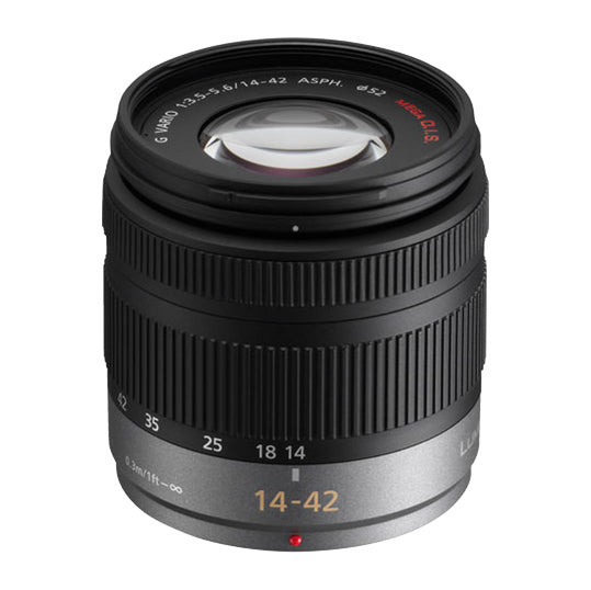 Panasonic Lumix 14-42mm f3.5-5.6 OIS Micro Four Thirds Lens