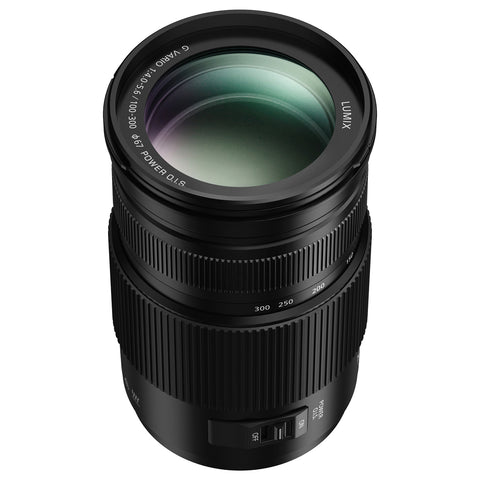 Panasonic Lumix 100-300mm f4-5.6 ASPH Micro Four Thirds Lens