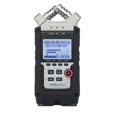Zoom H4n Pro Handy Recorder