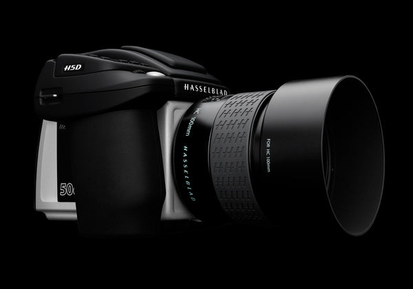 Hasselblad H5D-50c WiFi Medium Format Digital Camera with 80mm f2.8 HC AF Lens, discontinued, Hasselblad - Pictureline  - 1