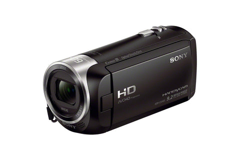 Sony HDR-CX405 HD Handycam Camcorder, video camcorders, Sony - Pictureline  - 1