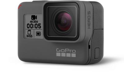 GoPro HERO5 Black, video action cameras, GoPro - Pictureline  - 1