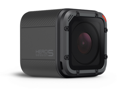 GoPro HERO5 Session, video action cameras, GoPro - Pictureline