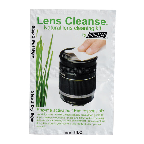 Hoodman Lens Cleanse Natural Cleaning Kit (Single)