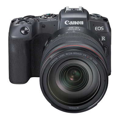 Canon EOS RP Mirrorless Digital Camera with RF 24-105 mm Lens