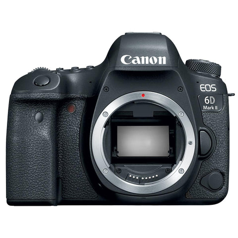Canon 6D Mark II Digital Camera Body Kit