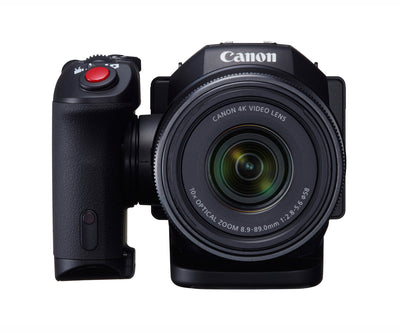 Canon XC10 4K Professional Camcorder Kit, video professional camcorders, Canon - Pictureline  - 1