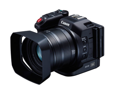 Canon XC10 4K Professional Camcorder Kit, video professional camcorders, Canon - Pictureline  - 4