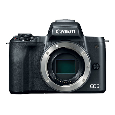 Canon EOS M50 Mirrorless Digital Camera Body (Black)