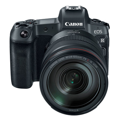 Canon EOS R Mirrorless Camera with RF 24-105mm f4L IS USM Kit