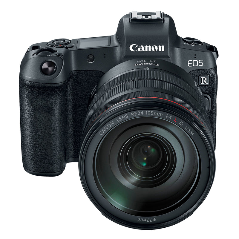 Canon EOS R with RF24-105mm lens