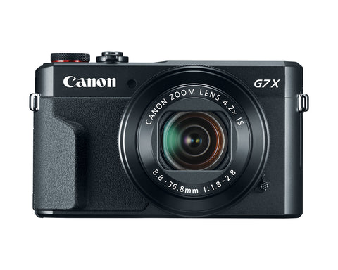 Canon Powershot G7 X Mark II Digtal Camera Kit, camera point & shoot cameras, Canon - Pictureline  - 1