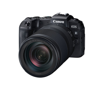 Canon EOS RP Mirrorless Digital Camera with RF 24-240mm f4-6.3 IS USM Kit