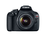 Canon EOS Rebel T5 18-55mm + 75-300mm + Bag Kit, discontinued, Canon - Pictureline  - 2