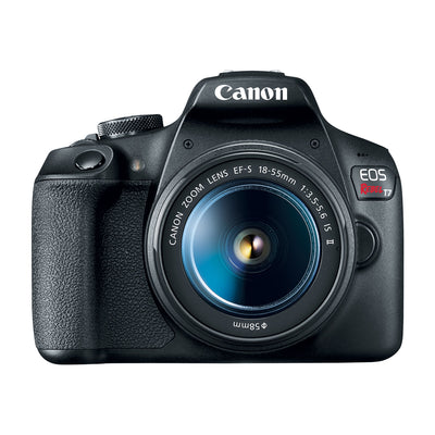 Canon EOS Rebel T7 18-55mm IS II Kit (Black)