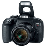 Canon EOS Rebel T7i DSLR 18-55mm STM Camera Kit