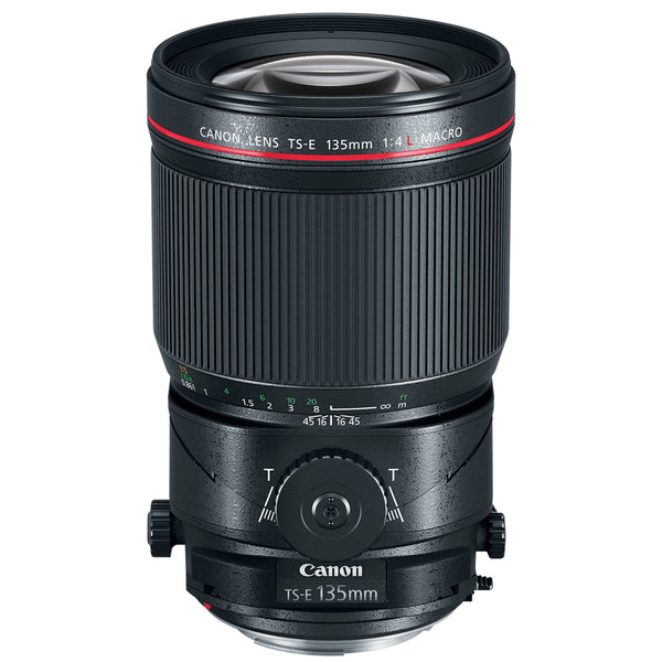 Canon TS-E 135mm f4L Macro Tilt Shift Lens