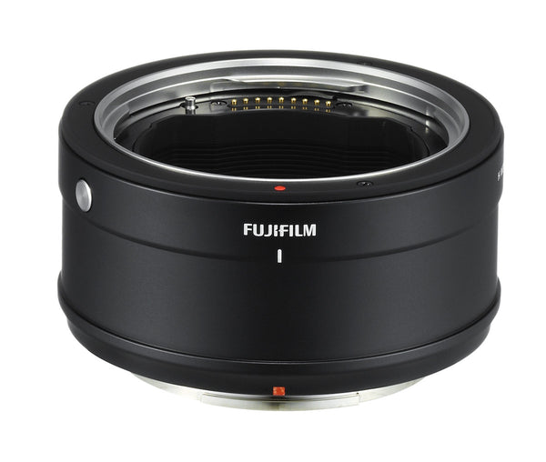 Fujifilm H Mount Adapter G for GFX 50S, lenses mirrorless, Fujifilm - Pictureline  - 1