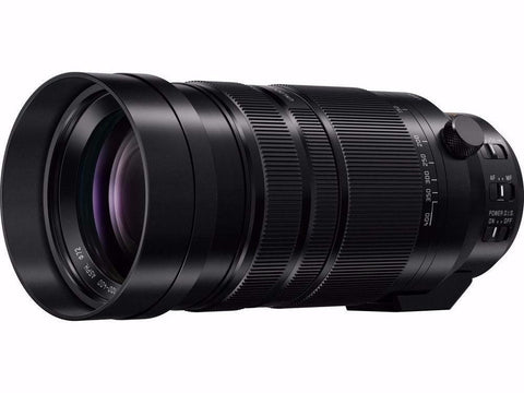 Panasonic Lumix 100-400mm Vario-Elmar f4.0-6.3 ASPH Micro Four Thirds Lens, lenses mirrorless, Panasonic - Pictureline  - 1