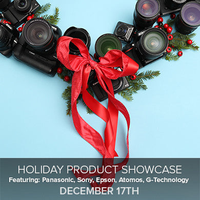 Holiday Product Showcase (December 17th), events - past, Pictureline - Pictureline