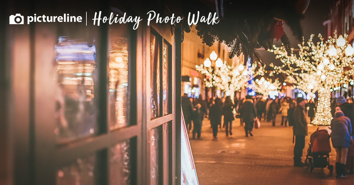 Holiday Photo Walk with Pictureline (Saturday, December 14, 2019)