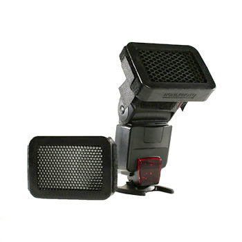 Honl Photo 1/8 Speed Grid for Portable Flash, lighting barndoors and grids, HonlPhoto - Pictureline