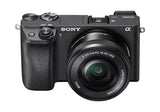 Sony Alpha a6300 Mirrorless Digital Camera Body, camera mirrorless cameras, Sony - Pictureline  - 8