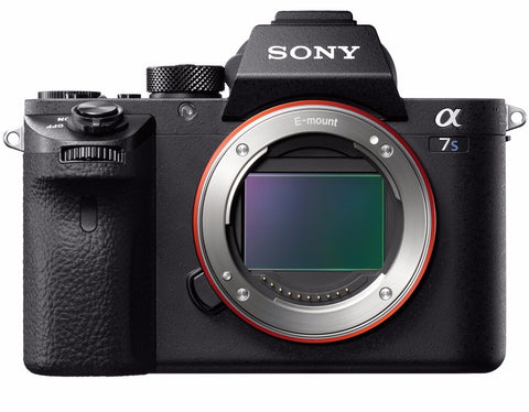 Sony Alpha A7S II Digital Camera Body, camera mirrorless cameras, Sony - Pictureline  - 1