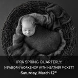 IPPA Spring Quarterly - Newborn Workshop (Saturday, March 12th), events - past, pictureline - Pictureline  - 1