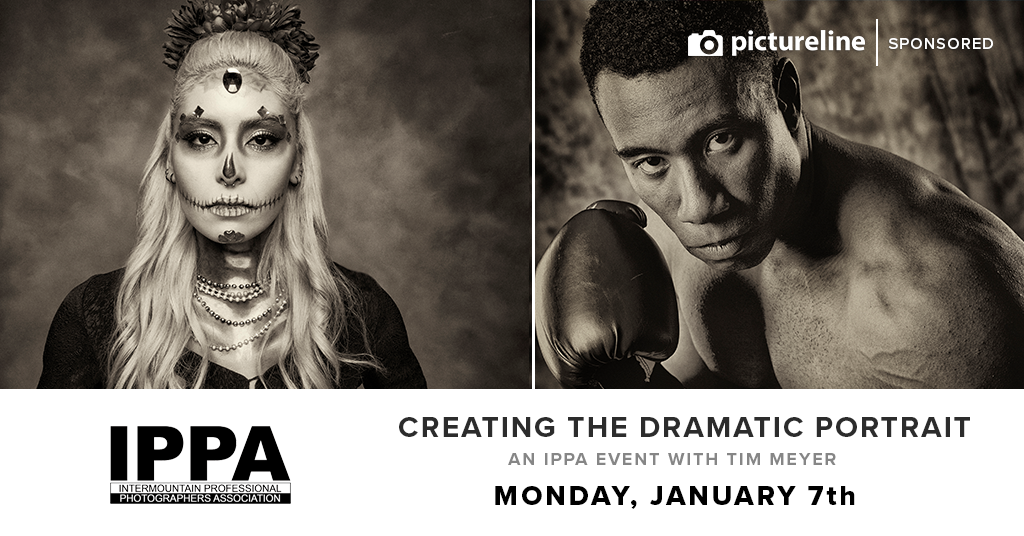 Creating The Dramatic Portrait, an IPPA Event with Tim Meyer (January 7th, Monday)