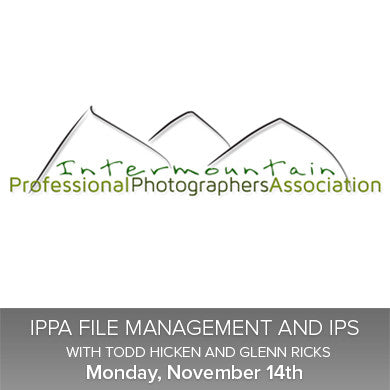 IPPA File Management and IPS with Todd Hicken and Glenn Ricks (Nov 14th), events - past, pictureline - Pictureline