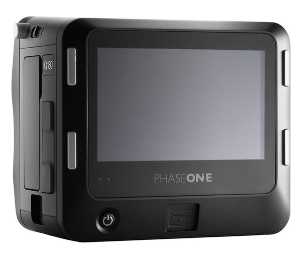 PhaseOne IQ1 80MP Back for Hasselblad H Series, camera medium format cameras, PhaseOne - Pictureline  - 1