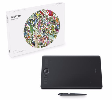 Wacom Intuos Pro Tablet (Medium)