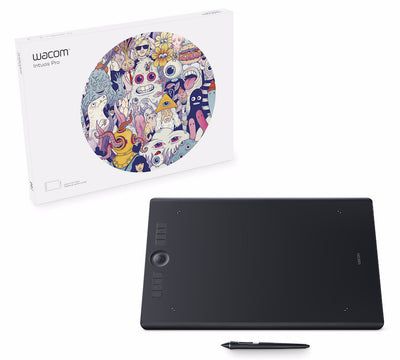 Wacom Intuos Pro Pen and Touch Tablet (Large)