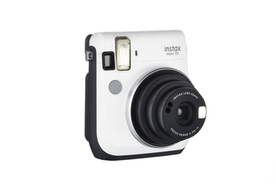 Fujifilm INSTAX Mini 70 Instant Film Camera (Moon White), camera film cameras, Fujifilm - Pictureline  - 3