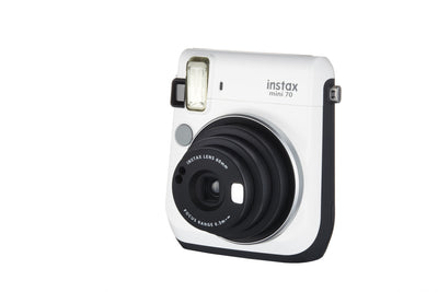 Fujifilm INSTAX Mini 70 Instant Film Camera (Moon White), camera film cameras, Fujifilm - Pictureline  - 4