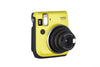 Fujifilm INSTAX Mini 70 Instant Film Camera (Canary Yellow), camera film cameras, Fujifilm - Pictureline  - 4