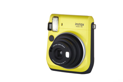 Fujifilm INSTAX Mini 70 Instant Film Camera (Canary Yellow), camera film cameras, Fujifilm - Pictureline  - 5