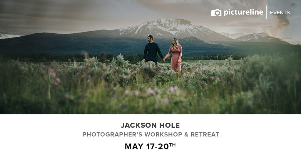 Jackson Hole Photographer's Workshop & Retreat (May 17-20th)