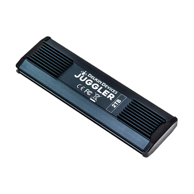 Delkin Juggler 2TB USB 3.2 SSD for Blackmagic Pocket Cinema