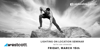 Lighting on Location Seminar with Ian Spanier (March 15th, Friday)