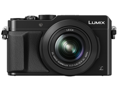 Panasonic Lumix DMC-LX100 Digital Camera Black, camera point & shoot cameras, Panasonic - Pictureline  - 1
